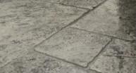 Natuursteen vloer