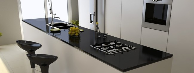 Keuken vakmanschaponline - Keuken uitgerust voor klein gebied ...